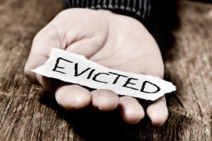Contested Evictions